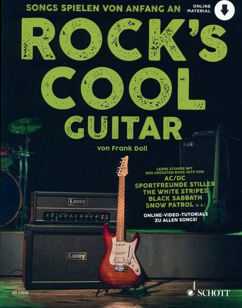 Rock's Cool Guitar Schott