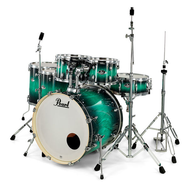 Pearl Export Limited Set Teal B. Ash