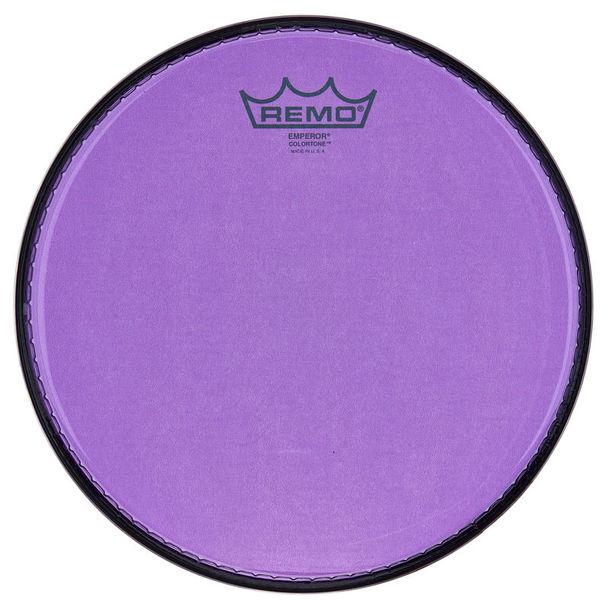 "Remo 10"" Emperor Colortone Purple"