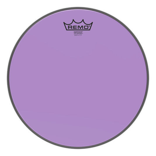 "Remo 12"" Emperor Colortone Purple"