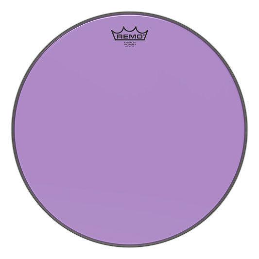 "16"" Emperor Colortone Purple Remo"