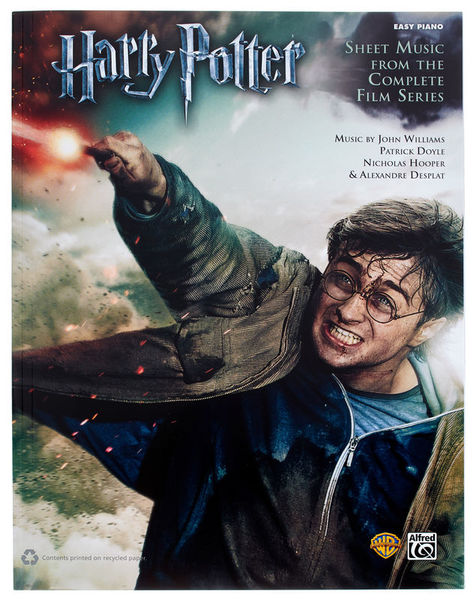Alfred Music Publishing Harry Potter Easy Piano