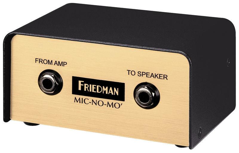 Mic-No-Mo Friedman
