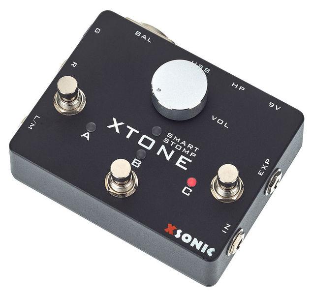 Xsonic Xtone Interface/Foot Control