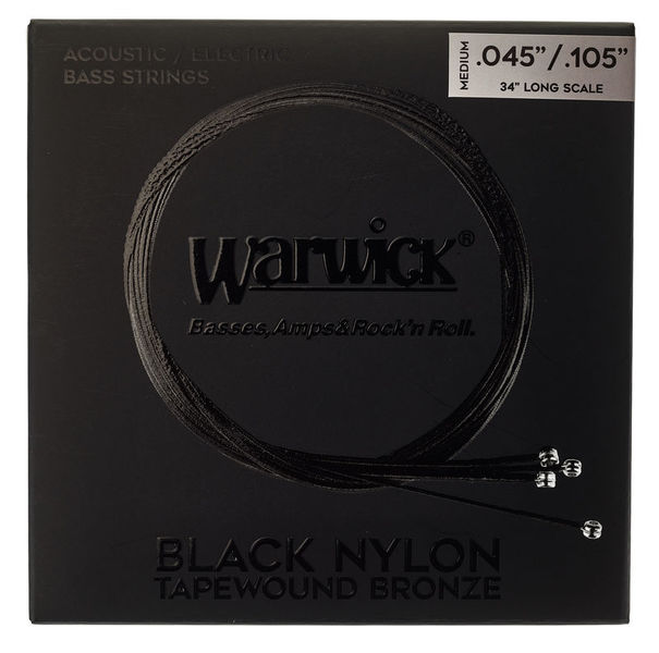 "Warwick Bass String Set 045""-105"" L"
