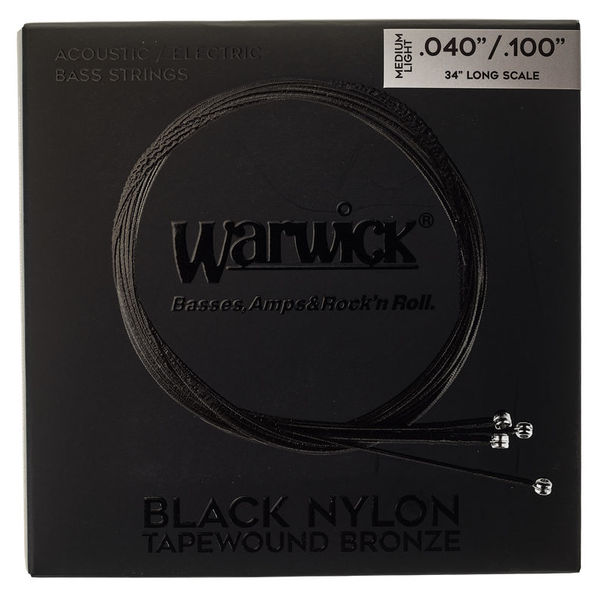 "Warwick Bass String Set .040""-.100"""