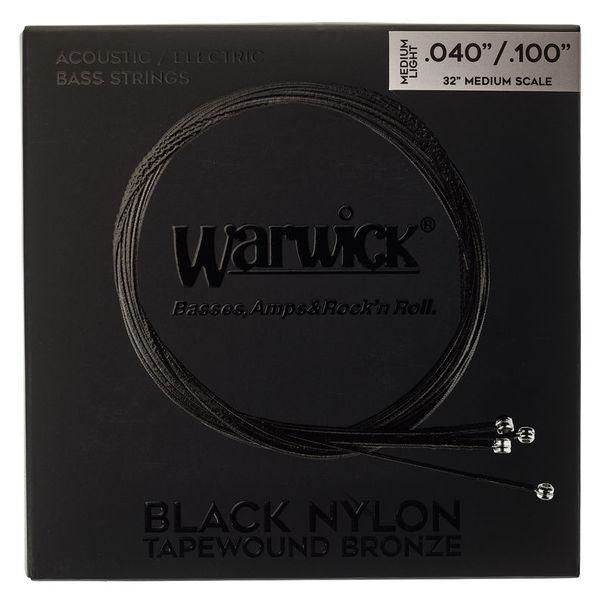 "Warwick Bass String Set .040""/.100"""