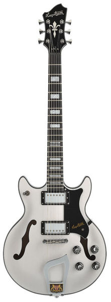 Hagstrom Alvar Swedish Frost Gloss