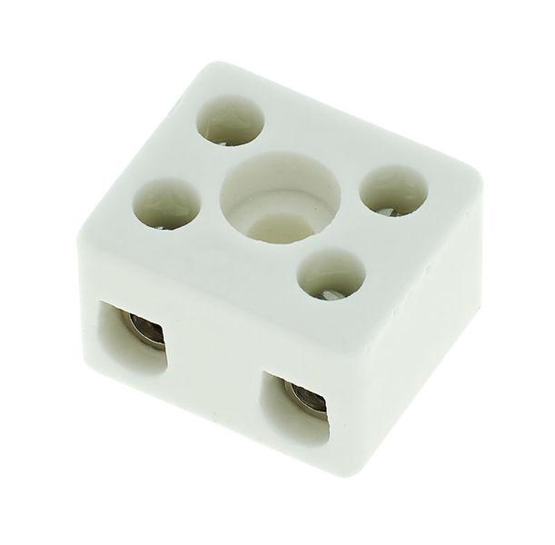 Jäger direkt Porcelain terminal 2,50mm²