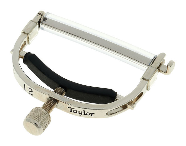 Taylor Capo 12-String Bright Nickel