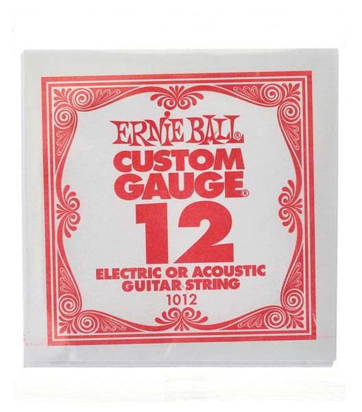 Ernie Ball 012 Single Slinky String Set