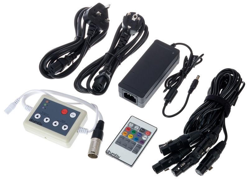 Drumlite Full Kit Controller Pack EU