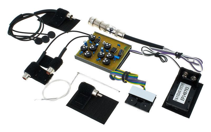 K&K PowerMix Pure Mini System