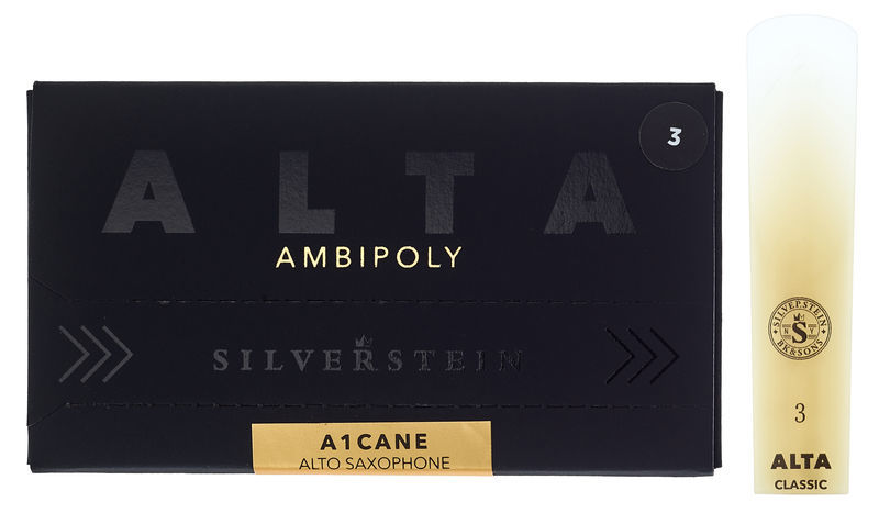 Silverstein Ambipoly Alto Classic 3