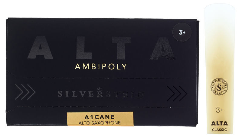 Silverstein Ambipoly Alto Classic 3+
