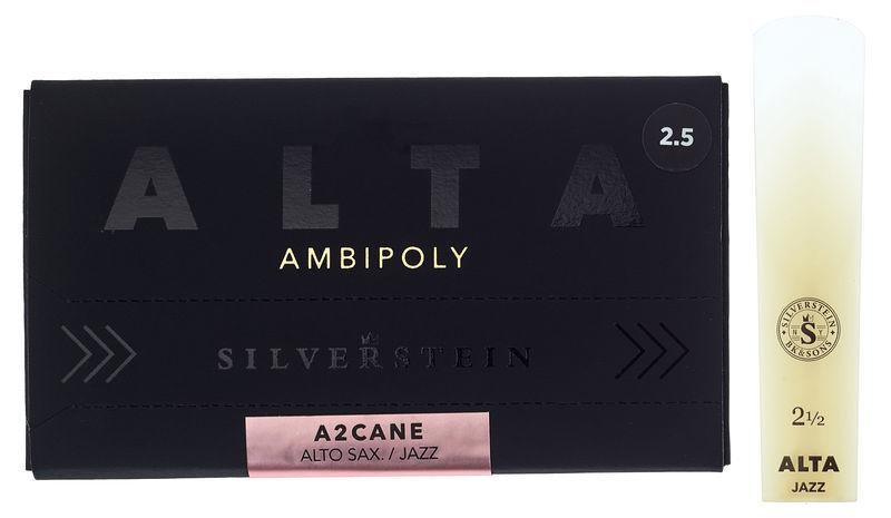 Silverstein Ambipoly Alto Jazz 2.5