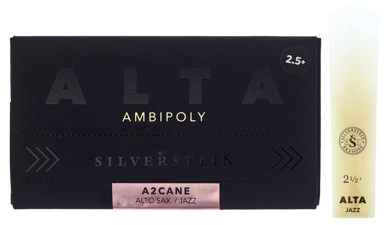Silverstein Ambipoly Alto Jazz 2.5+