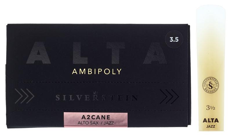 Silverstein Ambipoly Alto Jazz 3.5