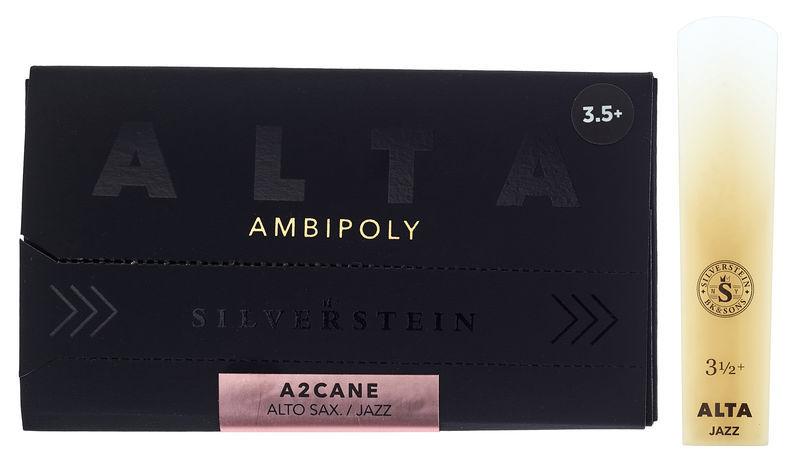 Silverstein Ambipoly Alto Jazz 3.5+