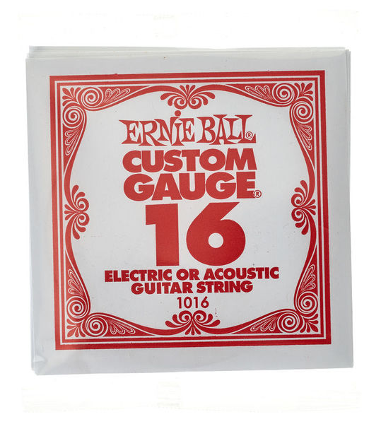 Ernie Ball 016 Single String Slinky Set