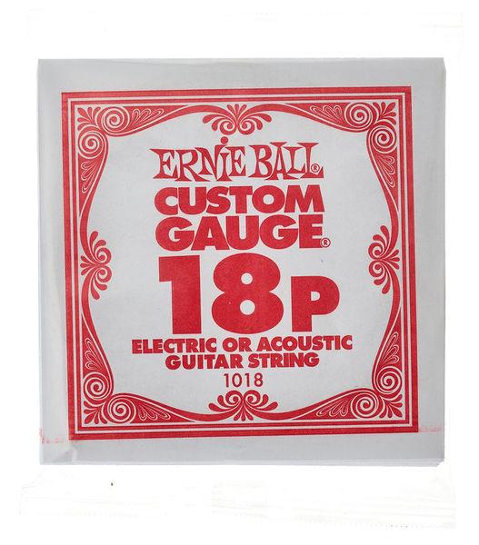Ernie Ball 018p Single String Slinky Set