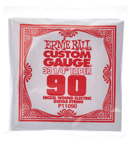 Ernie Ball 090 Single String Wound Set