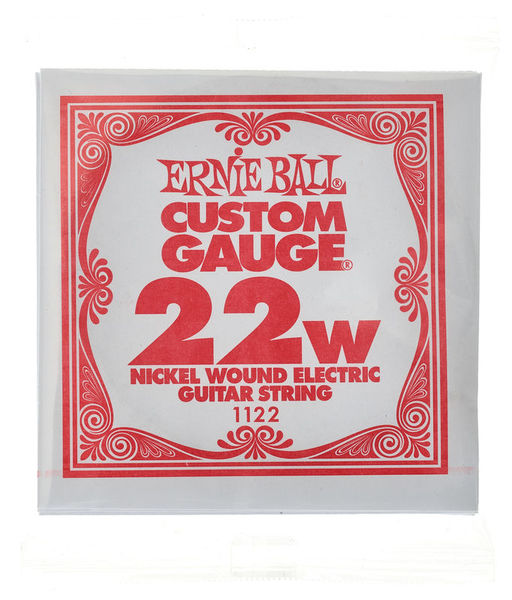 Ernie Ball 022 Single String Wound Set