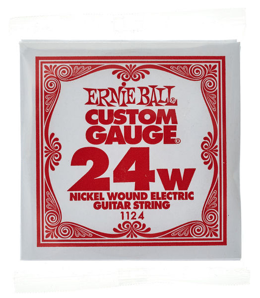 Ernie Ball 024 Single String Wound Set