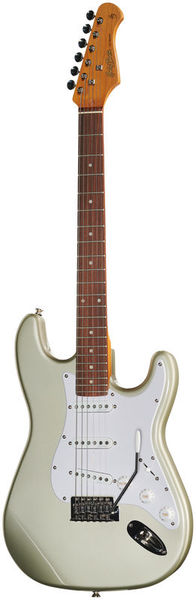 Harley Benton ST-62CC RW Inca Silver