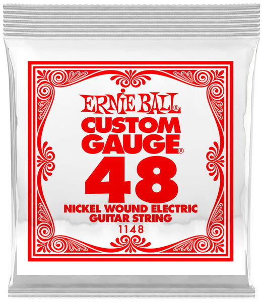 Ernie Ball 048 Single String Wound Set