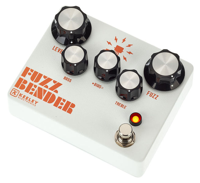 Fuzz Bender Keeley