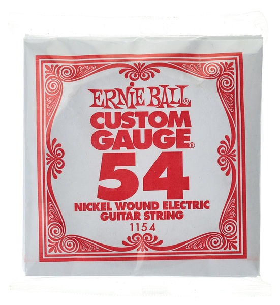 Ernie Ball 054 Single String Wound Set