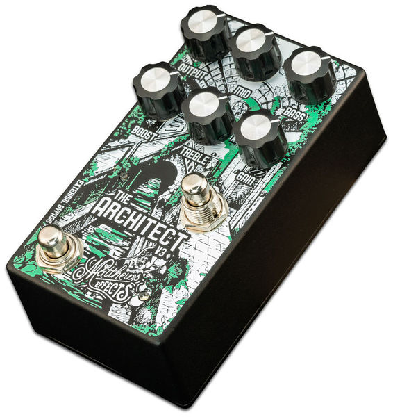 The Architect v3 OD/Boost Matthews Effects