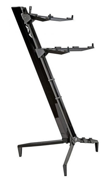 Keyboard Stand Tower Black Stay