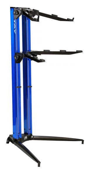 Keyboard Stand Piano Blue Stay