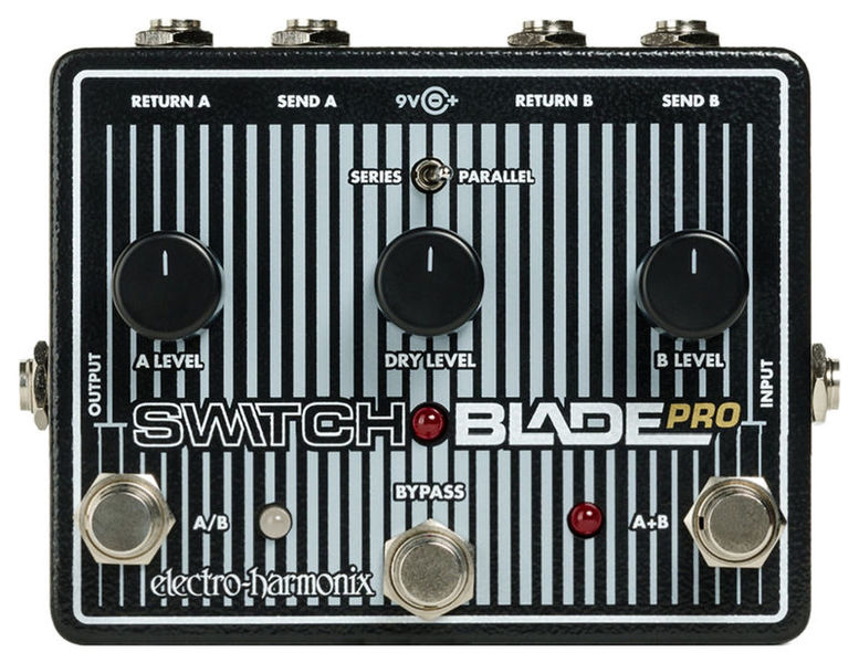 Switchblade Pro DLX Switcher Electro Harmonix
