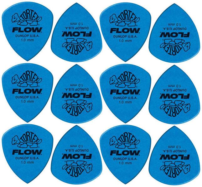 Dunlop Flow Standard Pick Set 1,00 mm