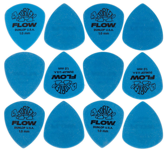 Dunlop Flow Standard Pick Set 1,00 mm