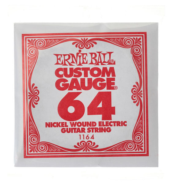 Ernie Ball 064 Single String Wound Set
