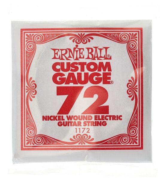 Ernie Ball 072 Single String Wound Set