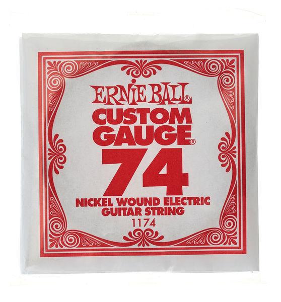 Ernie Ball 074 Single String Wound Set