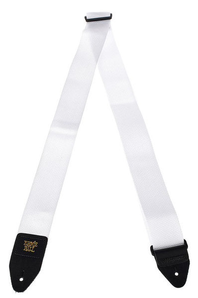 Ernie Ball 4036 Poly Strap White