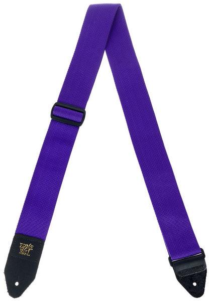 Ernie Ball 4045 Poly Strap Purple