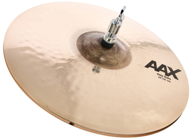 "Sabian 14"" AAX Thin Hi-Hat"