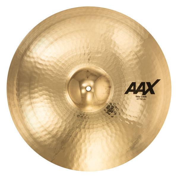 """Sabian 20"""" AAX Thin Crash"""