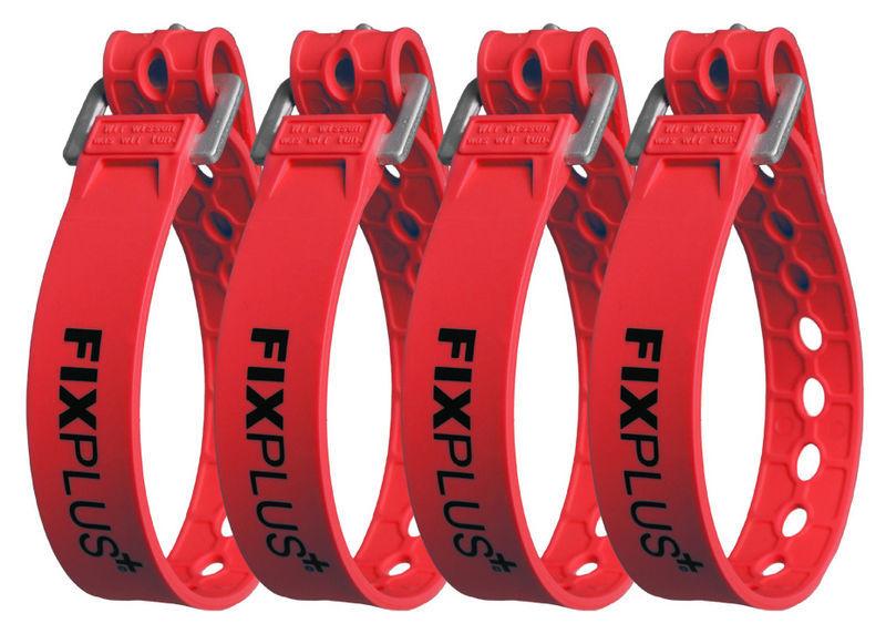 Strap 4x red35 Fixplus
