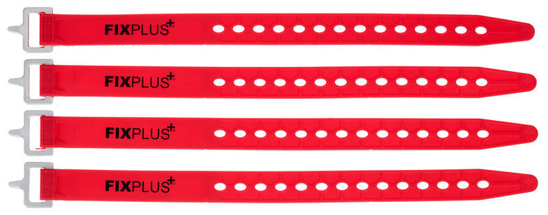 Fixplus Strap 4x red35