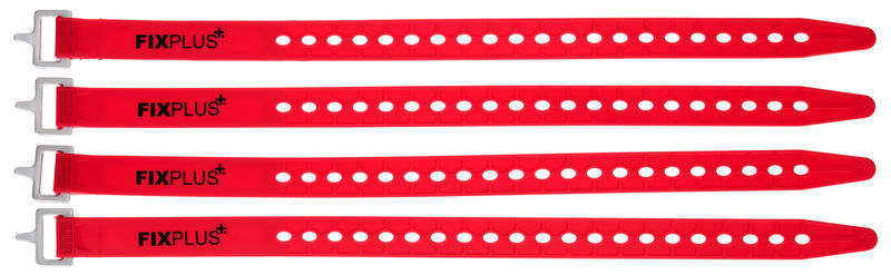 Fixplus Strap 4x red46