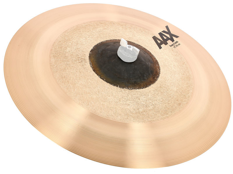 "Sabian 17"" AAX Freq Crash"