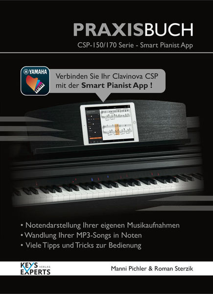 Keys Experts Verlag PB CSP Smart Pianist 1
